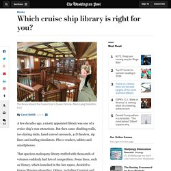Which cruise ship library is right for you?