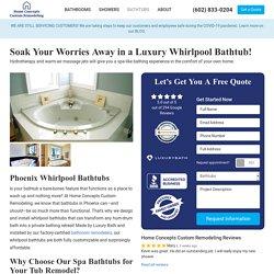 Phoenix Whirlpool Bathtubs