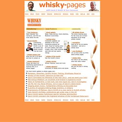 whisky-pages