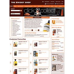 Whisky Shop | Scotch Whisky | Irish Whiskey