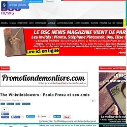The Whistleblowers : Paolo Fresu et ses amis