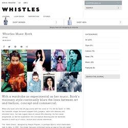 Whistles Muse: Bjork