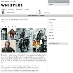 Whistles Muse: Françoise Hardy