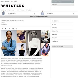 Whistles Muse: Sade Adu