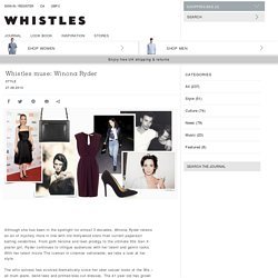 Whistles - Whistles Muse: Winona Ryder