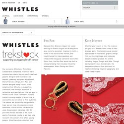 Whistles x Trekstock