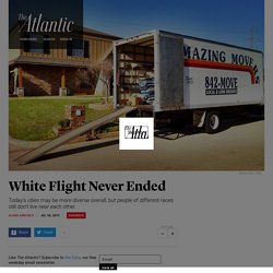 White Flight and Segregation