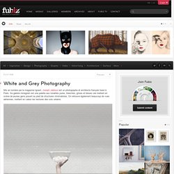 White and Grey Photography