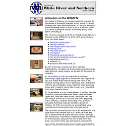 The White River and Northern Model Railroad: Clinic
