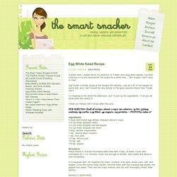 Egg White Salad Recipe