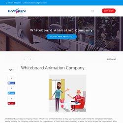 Whiteboard Animation Company - eVISION Atlanta