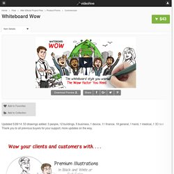 Whiteboard Wow by motioncraver