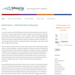 WhiteHat Security Blog
