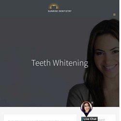 Teeth Whitening Etobicoke