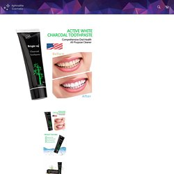 Bright Up - Charcoal Whitening Toothpaste – Aphrodite Cosmetic