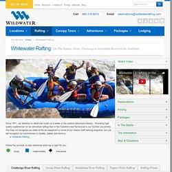 Wildwater Rafting & Canopy Zipline Tours 29658