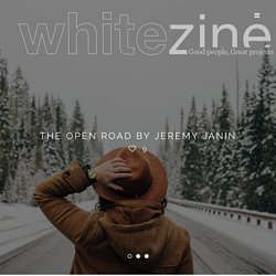 Whitezine | inspire Create and Share