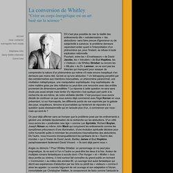 Whitley Strieber interview