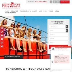 Tongarra Whitsundays Sailing 2 Days 2 Nights