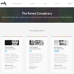Who Uses Raven Search Marketing Tools