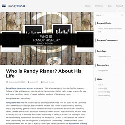 Who is Randy Risner? About His Life - Randy Risner