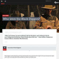 Who were the Black Diggers?