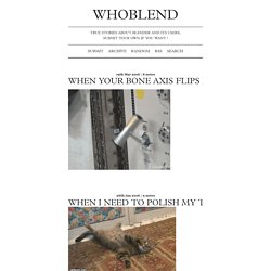 whoblend