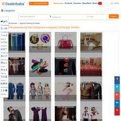 Wholesale Apparel, Apparel Wholesale Suppliers, Textile Suppliers
