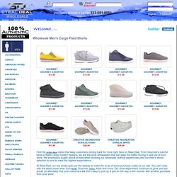 Mens Wholesale Shoes & Sneakers