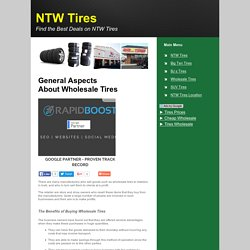High Quality Tires at the Best Prices – Wholesale Tires for Sale