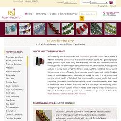 Wholesale Tourmaline Beads