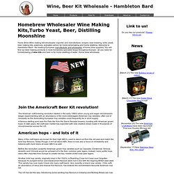 Wine Making Kits,Tturbo Yeast, Beer, Distilling Moonshine