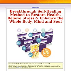 Wholistic Healing Research » Ultimate WHEE Digital Collection