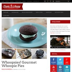 Whoopsies! Gourmet Whoopie Pies | From Away