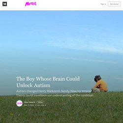 The Boy Whose Brain Could Unlock Autism — Matter