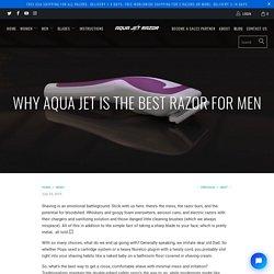 Best Razor For Men's Shaving