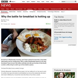 Why the battle for breakfast is hotting up