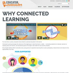 Why Connected Learning