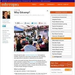 Why Edcamp?