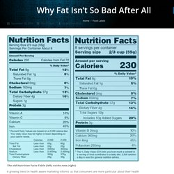 Why Fat Isn't So Bad After All - Jet-Label