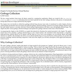 Why Garbage Collection?