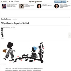 Why Gender Equality Stalled