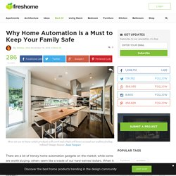Why Home Automation is a Must