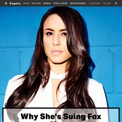 Why She's Suing Fox News