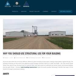 Why You Should Use Structural Use for Our Building