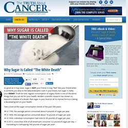 Sugar — The White Death - The Truth About Cancer