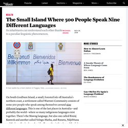 Why You Can Understand a Language but Not Speak It