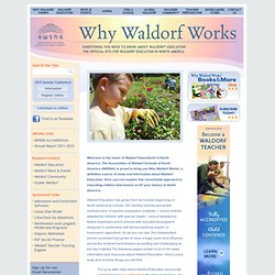 Why Waldorf Works - Home