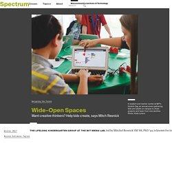 Wide-Open Spaces – MIT Spectrum