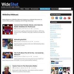 WideShut Webcast